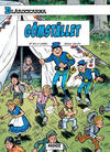 Cover for Blårockarna (Zoom, 2014 series) #[38] - Gömstället