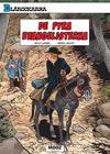 Cover for Blårockarna (Zoom, 2014 series) #[59] - De fyra evangelisterna