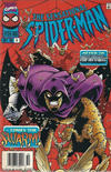 Cover for The Sensational Spider-Man (Marvel, 1996 series) #9 [Newsstand]
