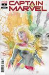Cover for Captain Marvel (Marvel, 2019 series) #3 [David Mack Incentive Cover]