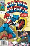 Cover for Captain America (Marvel, 1968 series) #421 [Australian]