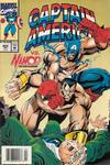 Cover for Captain America (Marvel, 1968 series) #423 [Australian]