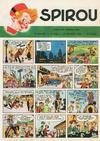Cover for Spirou (Dupuis, 1947 series) #618