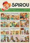 Cover for Spirou (Dupuis, 1947 series) #619