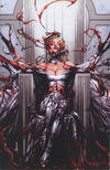 Cover for Uncanny X-Men (Marvel, 2019 series) #22 (644) [Unknown Comic Jay Anacleto Virgin Art]