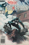 Cover Thumbnail for Web of Spider-Man (1985 series) #1 [Newsstand]