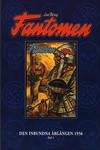 Cover for Lee Falk's Fantomen: Den inbundna årgången (Egmont, 2002 series) #1/1956