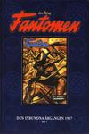 Cover for Lee Falk's Fantomen: Den inbundna årgången (Egmont, 2002 series) #1/1957