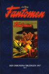Cover for Lee Falk's Fantomen: Den inbundna årgången (Egmont, 2002 series) #3/1957