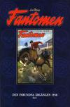 Cover for Lee Falk's Fantomen: Den inbundna årgången (Egmont, 2002 series) #1/1958