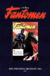 Cover for Lee Falk's Fantomen: Den inbundna årgången (Egmont, 2002 series) #1/1961