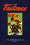 Cover for Lee Falk's Fantomen: Den inbundna årgången (Egmont, 2002 series) #3/1956