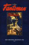 Cover for Lee Falk's Fantomen: Den inbundna årgången (Egmont, 2002 series) #2/1956