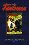 Cover for Lee Falk's Fantomen: Den inbundna årgången (Egmont, 2002 series) #2/1959