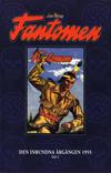 Cover for Lee Falk's Fantomen: Den inbundna årgången (Egmont, 2002 series) #3/1955