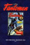 Cover for Lee Falk's Fantomen: Den inbundna årgången (Egmont, 2002 series) #2/1962
