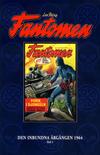 Cover for Lee Falk's Fantomen: Den inbundna årgången (Egmont, 2002 series) #1/1964