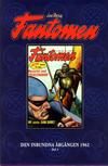 Cover for Lee Falk's Fantomen: Den inbundna årgången (Egmont, 2002 series) #3/1962