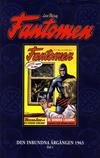 Cover for Lee Falk's Fantomen: Den inbundna årgången (Egmont, 2002 series) #1/1963