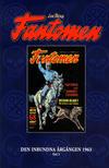 Cover for Lee Falk's Fantomen: Den inbundna årgången (Egmont, 2002 series) #2/1963