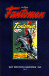 Cover for Lee Falk's Fantomen: Den inbundna årgången (Egmont, 2002 series) #3/1963