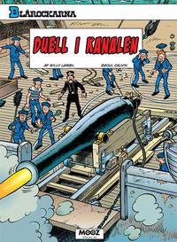 Cover Thumbnail for Blårockarna (Zoom, 2014 series) #[37] - Duell i kanalen
