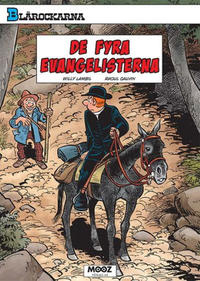 Cover Thumbnail for Blårockarna (Zoom, 2014 series) #[59] - De fyra evangelisterna