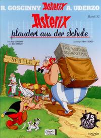Cover Thumbnail for Asterix (Egmont Ehapa, 1968 series) #32 - Asterix plaudert aus der Schule