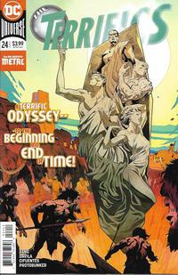 Cover Thumbnail for The Terrifics (DC, 2018 series) #24