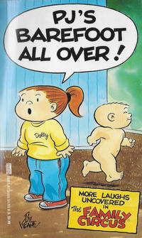 Cover Thumbnail for P. J.'s Barefoot All Over [Family Circus] (Gold Medal Books, 1993 series) #14811-4