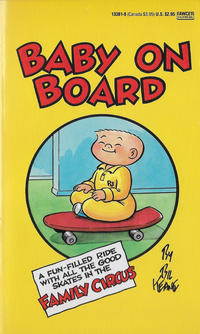 Cover Thumbnail for Baby on Board [Family Circus] (Gold Medal Books, 1989 series) #13381-8