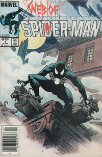 Cover Thumbnail for Web of Spider-Man (Marvel, 1985 series) #1 [Newsstand]