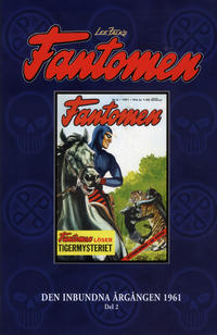 Cover Thumbnail for Lee Falk's Fantomen: Den inbundna årgången (Egmont, 2002 series) #2/1961