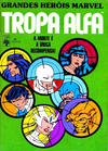 Cover for Grandes Heróis Marvel (Editora Abril, 1983 series) #15