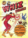 Cover for Whiz Comics (L. Miller & Son, 1950 series) #58