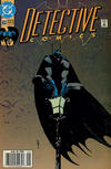 Cover Thumbnail for Detective Comics (1937 series) #632 [Newsstand]