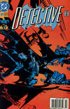 Cover Thumbnail for Detective Comics (1937 series) #631 [Newsstand]