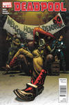 Cover for Deadpool (Marvel, 2008 series) #36 [Newsstand]