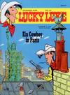 Cover for Lucky Luke (Egmont Ehapa, 1977 series) #97 - Ein Cowboy in Paris