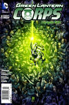 Cover for Green Lantern Corps (DC, 2011 series) #27 [Newsstand]