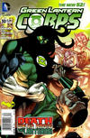 Cover for Green Lantern Corps (DC, 2011 series) #30 [Newsstand]