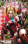 Cover Thumbnail for Harley Quinn & Poison Ivy (2019 series) #6 [Mark Brooks Harley Quinn Cardstock Variant Cover]