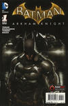 Cover Thumbnail for Batman: Arkham Knight (2015 series) #1 [Gamestop Power Up Rewards Exclusive]