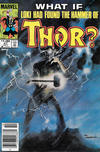 Cover Thumbnail for What If? (1977 series) #47 [Newsstand]