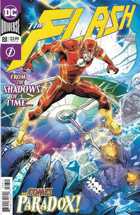 Cover Thumbnail for The Flash (DC, 2016 series) #88 [Howard Porter Cover]