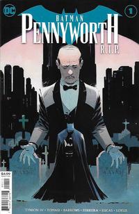 Cover Thumbnail for Batman: Pennyworth R.I.P. (DC, 2020 series) #1