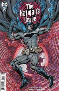 Cover Thumbnail for The Batman's Grave (DC, 2019 series) #5 [Bryan Hitch & Alex Sinclair Cover]