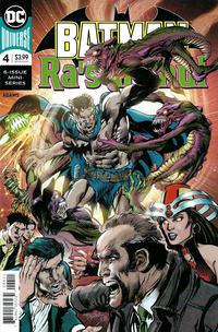 Cover Thumbnail for Batman vs. Ra's al Ghul (DC, 2019 series) #4