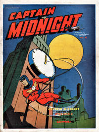 Cover Thumbnail for Captain Midnight (L. Miller & Son, 1946 series) #45
