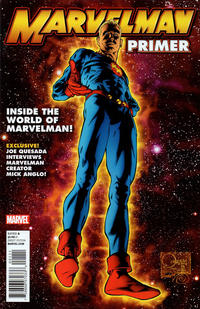 Cover Thumbnail for Marvelman Classic Primer (Marvel, 2010 series)
